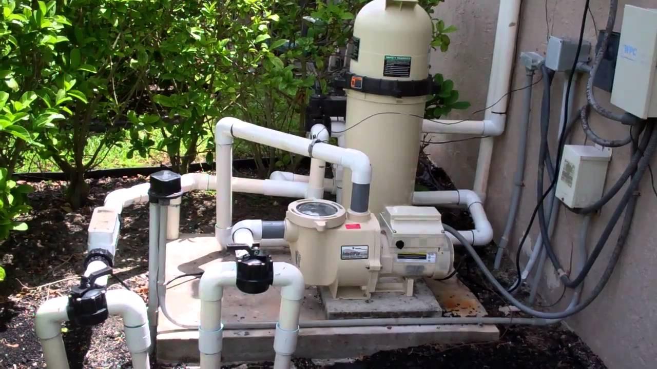 Energy money saving pool pump salt water chlorine - Salt water pumps for swimming pools ...