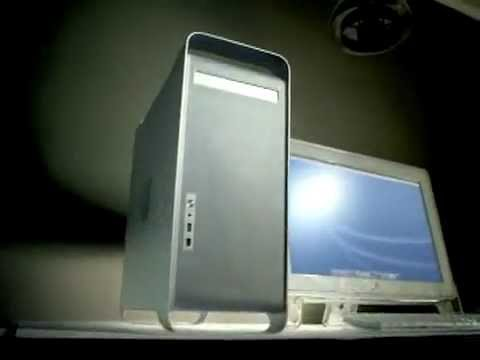 Power Mac G5 Ad from 2003 - The World's Fastest, Most Powerful Personal Computer