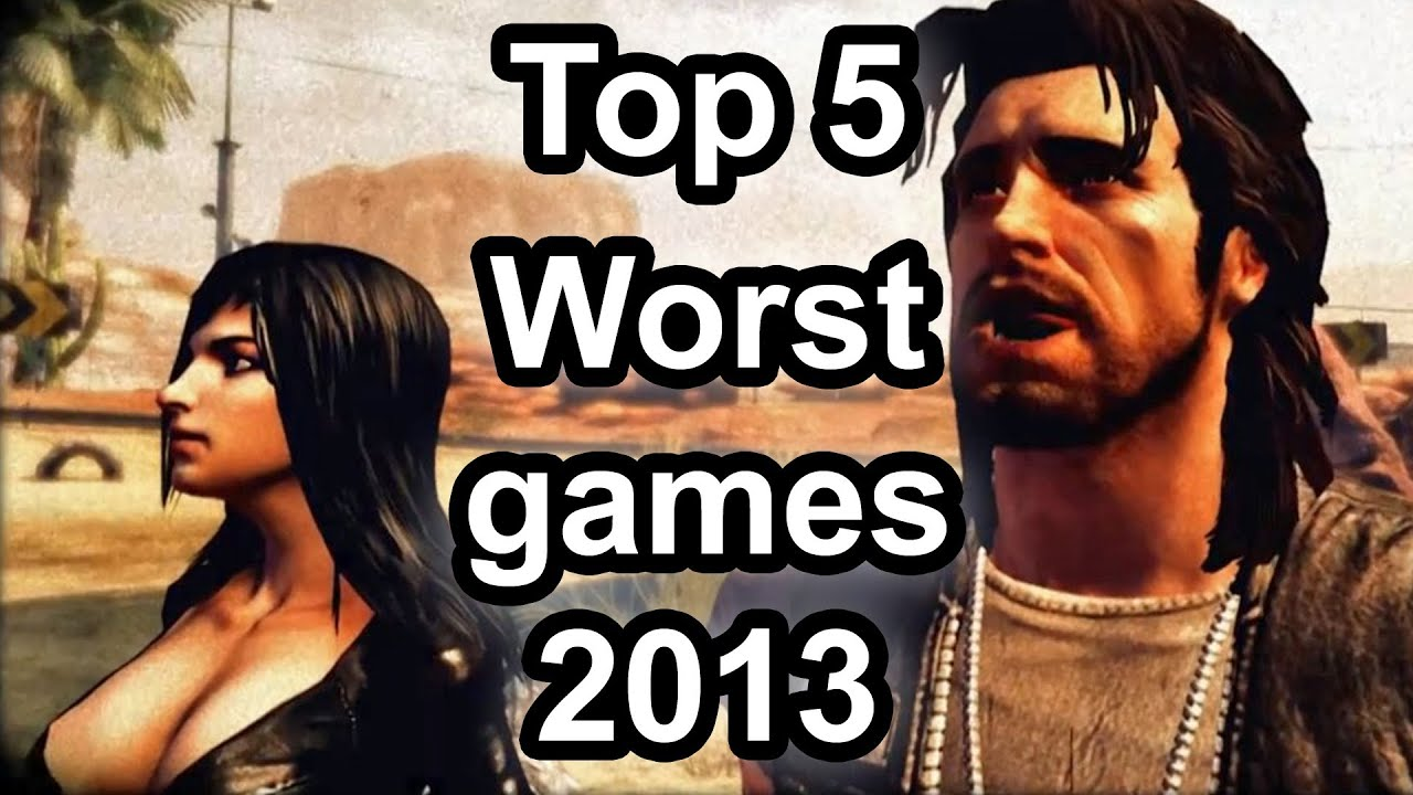 Top 5 worst games of 2013 youtube publicscrutiny Images