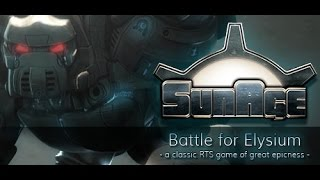 SunAge: Battle for Elysium Gameplay #1 [PC HD] [60FPS]