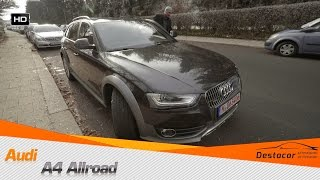 Audi A4 Allroad Quattro 2013 Videos