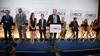 LIVE from the People's Choice Awards Nominations #PCA2017 #PeoplesChoice