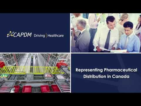 CAPDM - Representing Pharmaceutical Distribution in Canada Mp3