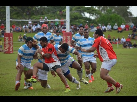TONGA RUGBY UNION FINALS
