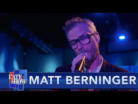 Matt Berninger