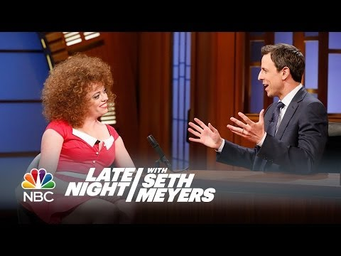 Grown Up Annie - Late Night with Seth Meyers