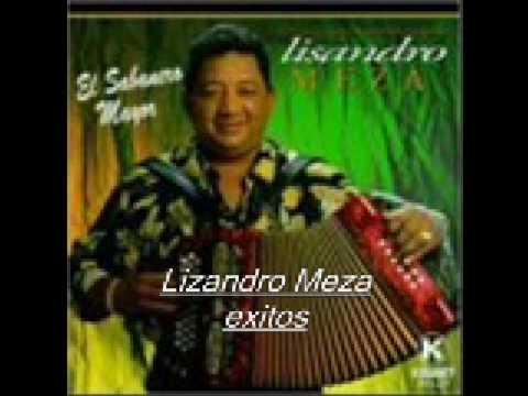Lizandro Meza exitos