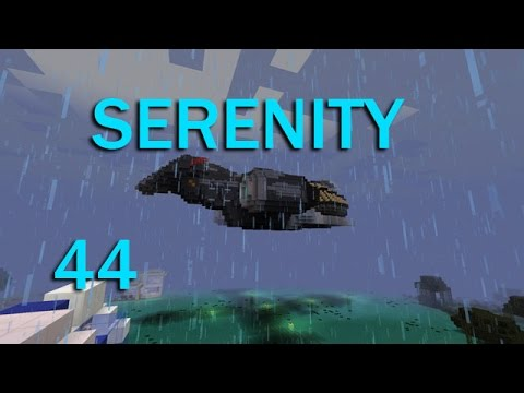 The Serenity Minecraft Project
