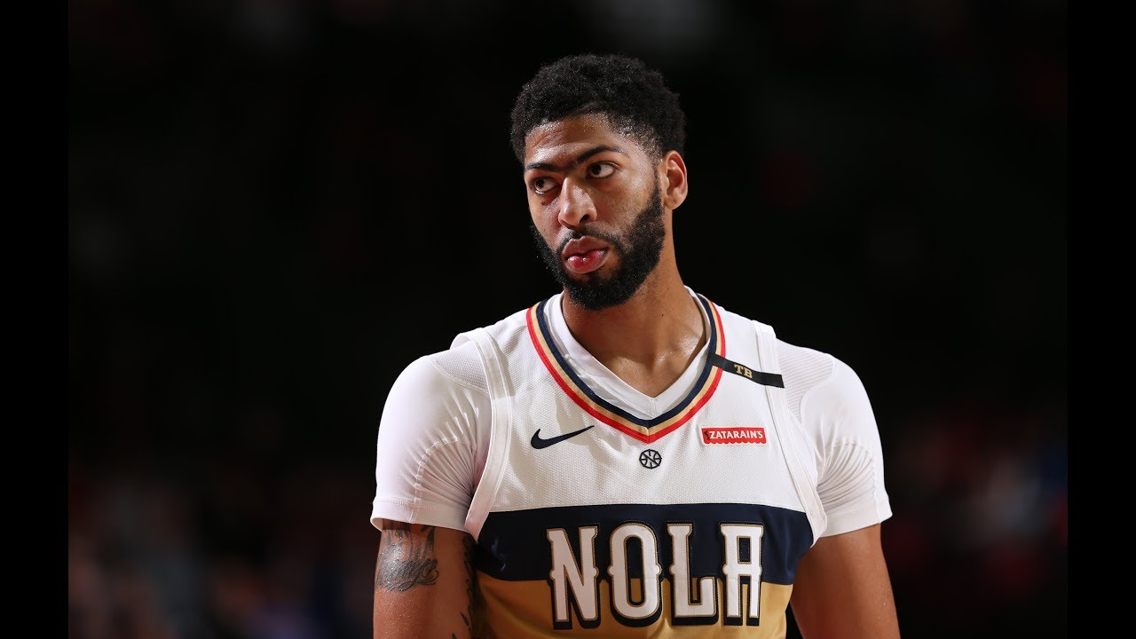 Anthony Davis Trade Scenarios