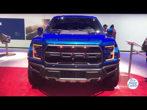 2018 Ford F 150 Raptor SuperCrew - Exterior and Interior Walkaround - LA Auto Show