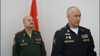 Смотреть видео Генерал-лейтенант Бурдинский Е В  Санкт Петербург 29 марта 2019 онлайн