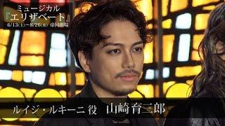 ミュージカル「エリザベート」 ルイジ・ルキーニ 役 日程:2015年6月13...