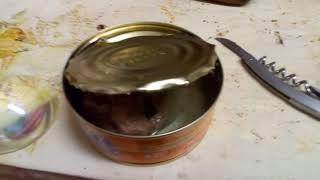 Печень трески из Мурманска