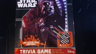 Star Wars Trivia Game   BeardGames #7