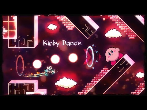Kirby Dance by Fayaddd & More (Harder 7* stars) - Geometry Dash 2.1