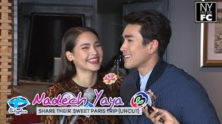 [ENG SUB] -Uncut- Nadech Yaya Share Their Sweet Paris Trip | Polyplus 14/10/18