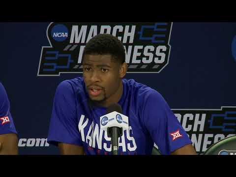 News Conference: Kansas - Post Game
