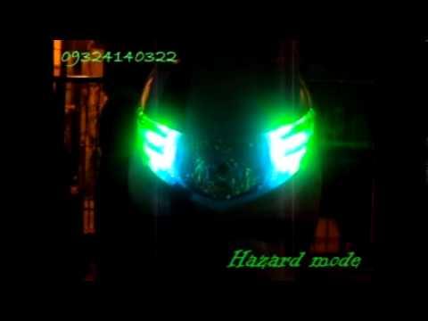 FX mode with Hazard mode - YouTube
