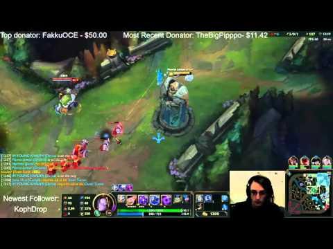 Orianna comeback game + facecam