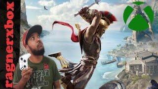 #RagnerXbox #xbox -Assassin's Creed Odyssey -Caçando PODARKES o cruel, CULTISTA  lider espartano