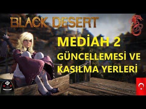 Black Desert Tr Mediah 2 En iyi para ve level kasma yerleri - Dev Güncelleme Ayrıntıları