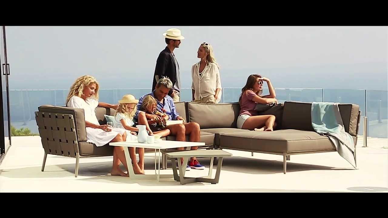 Cane Line Garden Furniture Cane line outdoor garden furniture 2014 youtube workwithnaturefo