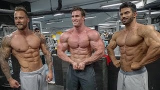 One of Zac Smith Fitness's most viewed videos: DROPPING BOMBS ft. Calum von Moger & Sergi Constance