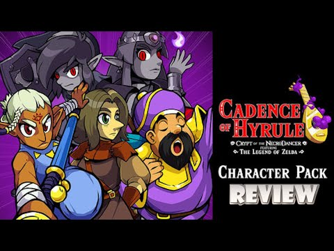 Cadence Of Hyrule Character Pack Dlc Review Youtube