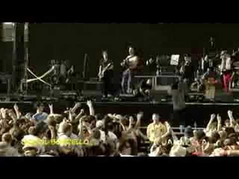 Gogol Bordello - Mishto! Live @ Coachella 2008