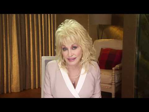 Dolly Parton's Story Starters message