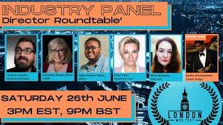 June Directors Roundtable - London Web Fest