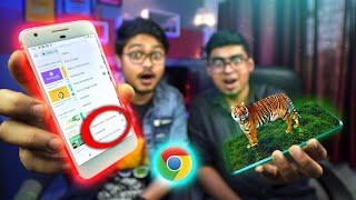 6 SECRET Android Chrome Tricks & Features That You Should Change Now!! 2020 Ft.sjDfreak