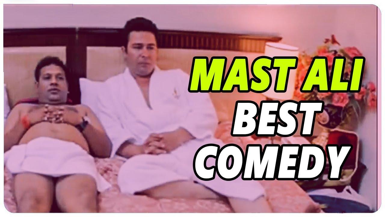 Hyderabadi  Comedy Scene 011 Mast Ali  Ismail Bhai Aziz naser Adnan Sajid Khan