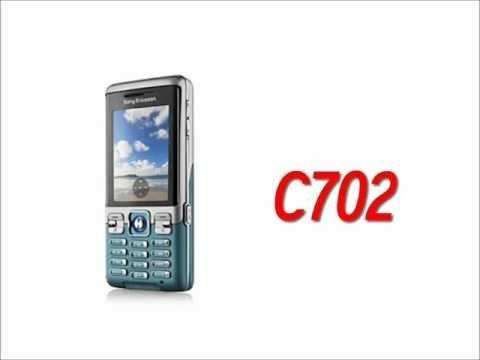 How to Unlock Sony Ericsson C702 - Unlocking Software