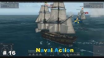Naval Action # 16 St Pavel das neue Schiff  # Let´s Play Deutsch German Gameplay