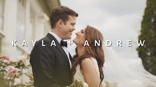 Kayla + Andrew CINEMATIC WEDDING FILM