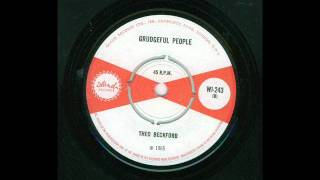 theo beckford - grudgeful people ( island 243 1965 )