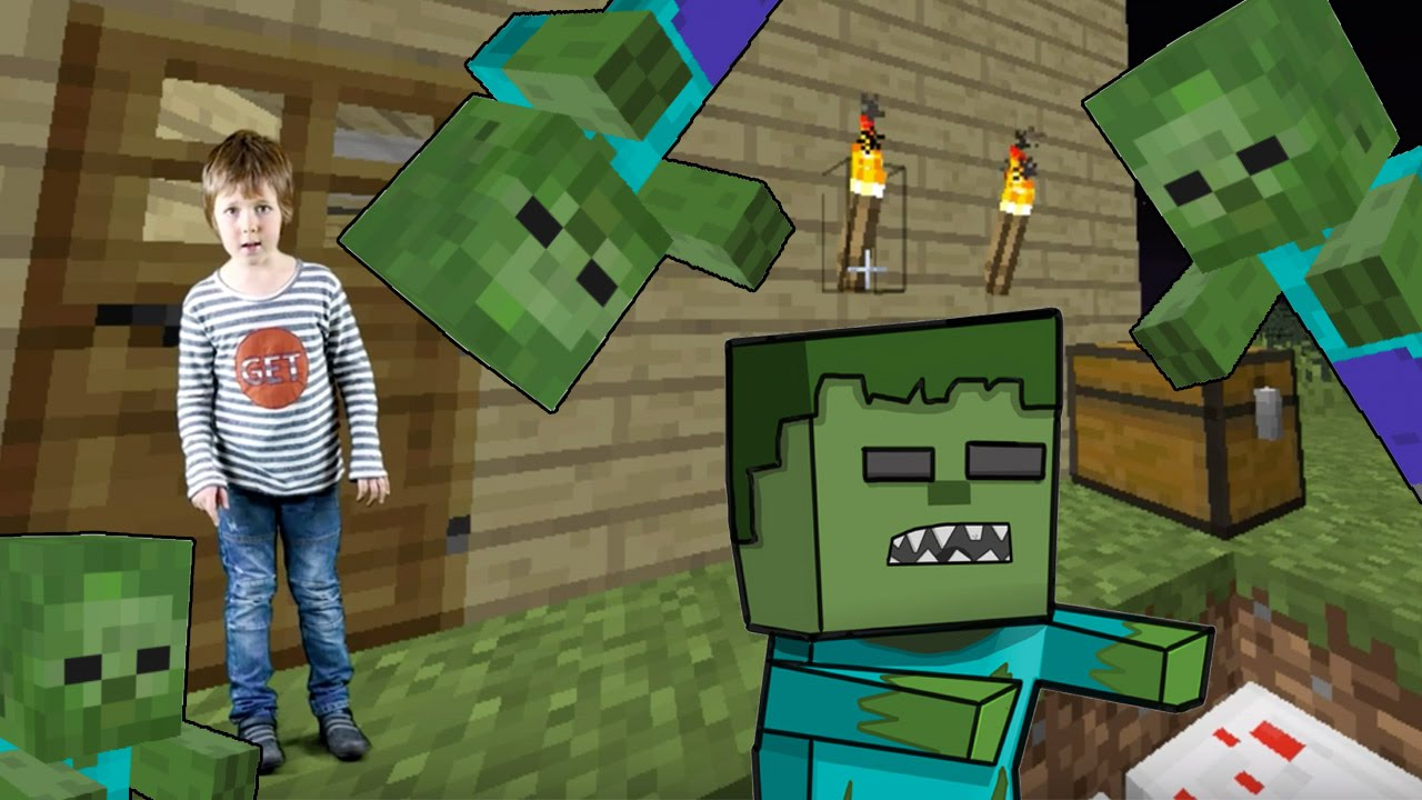 видео игры майнкрафт