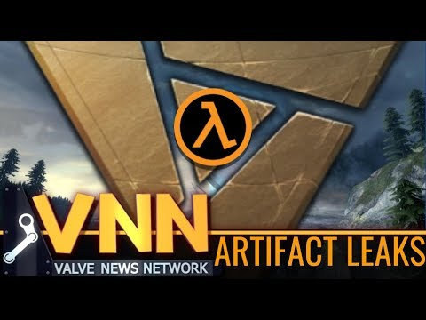 Half-Life VR Leaks Found in Artifact 1.1 Update