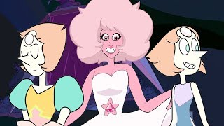 How Pink Diamond & Pearl Led Double Lives! [Steven Universe Theory] Crystal Clear