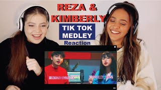 Download Mp3 Reza and Kim Savage Love Sing Off Medley REACTION