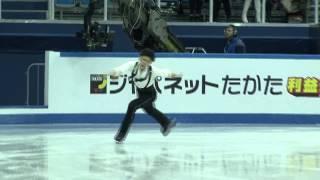 1 Keiji TANAKA (JPN) - ISU Grand Prix Final 2012 Junior Men Short P...