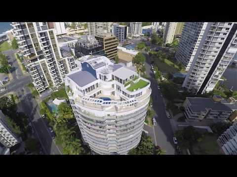 The Penthouse (3 Min Video) @ Mayfair Surfers Paradise Gold Coast