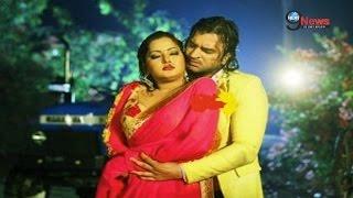 कुणाल तिवारी और अंजना सिंह का हॉट रोमांस | Kunal Tiwari-Anjana Singh Hot Romance