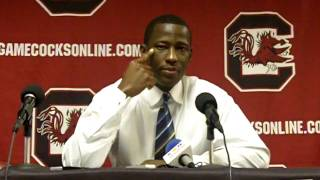 Anthony Grant post game USC game.MOV