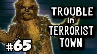 EATING ALEKS CANNIBALISM  - Trouble In Terrorist Town w/Nova, Kevin & Immortal Ep.65
