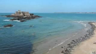 Tour des plages en Bretagne - France