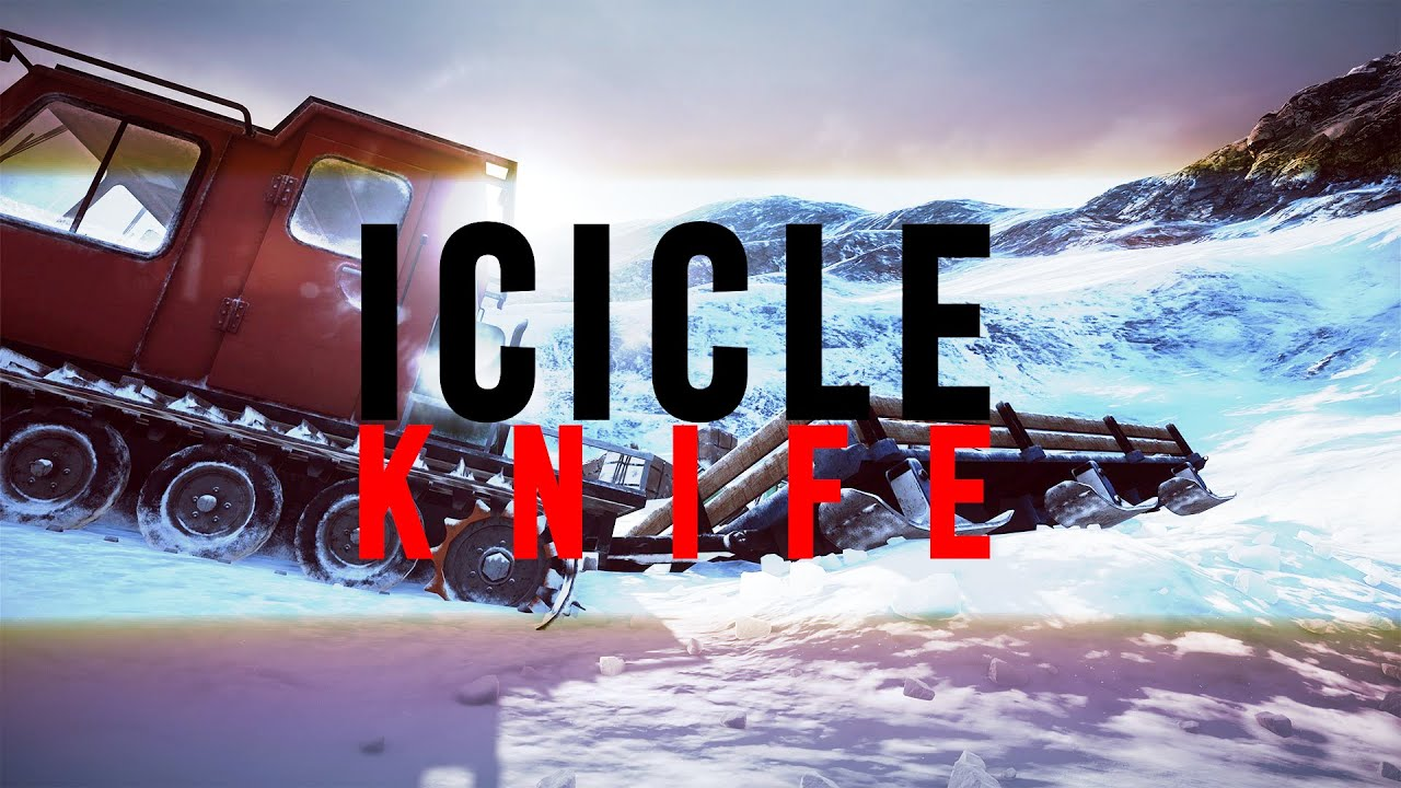 only in battlefield 4 final stand icicle knife youtube