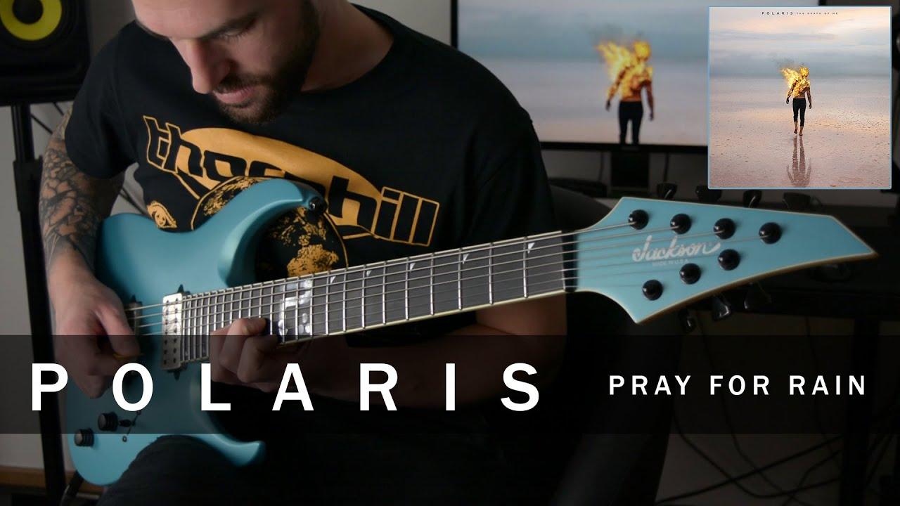 Download Polaris - Pray For Rain   Guitar Cover   Damien Reinerg