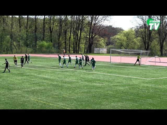 Emocjonujące mecze juniorów starszych GTV Stadionu Śląskiego